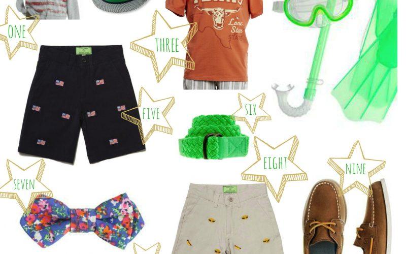 summer essentials: teddy style