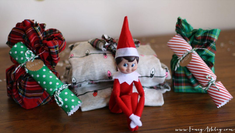 Elf on the Shelf Idea // Fancy Ashley