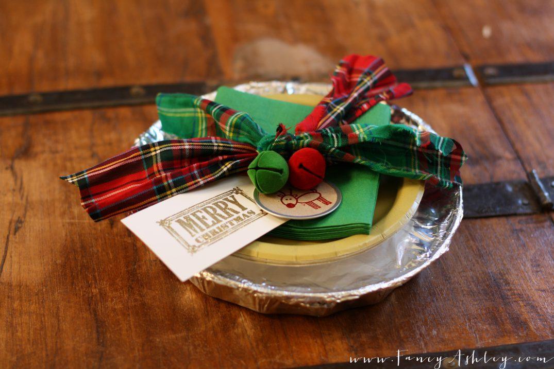 Christmas Traditions: Homemade Cinnamon Rolls // Fancy Ashley