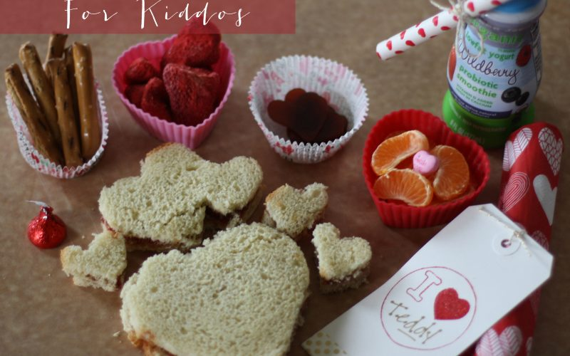 Valentine's Day Lunch Ideas for Kiddos