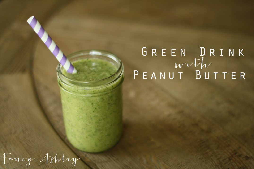 Green Drink with PB