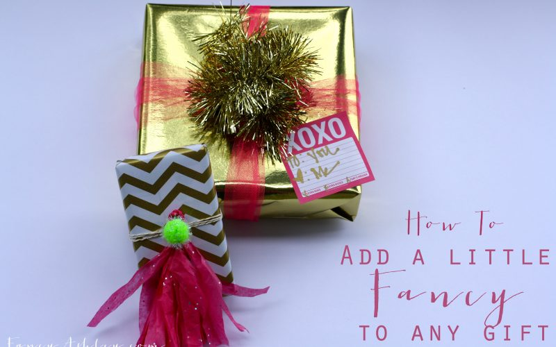 How to Wrap the Perfect Fancy Gift