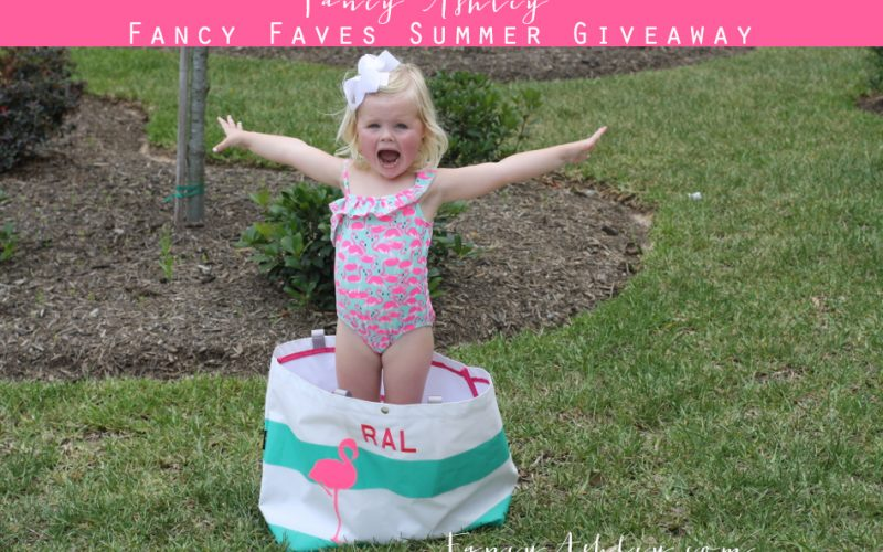 Fancy Faves Summer Giveaway-Hayden Reis Tote Bag