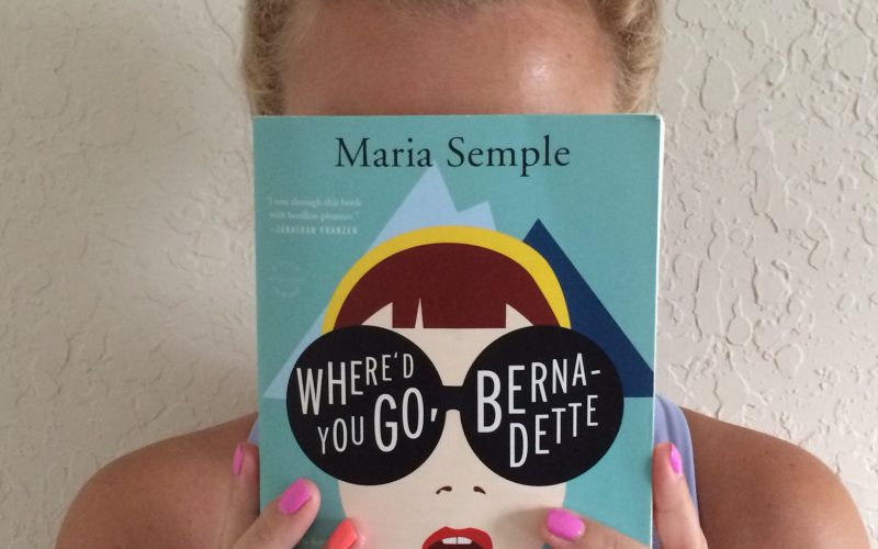 Virtual Book Club-Where'd You Go, Bernadette!!