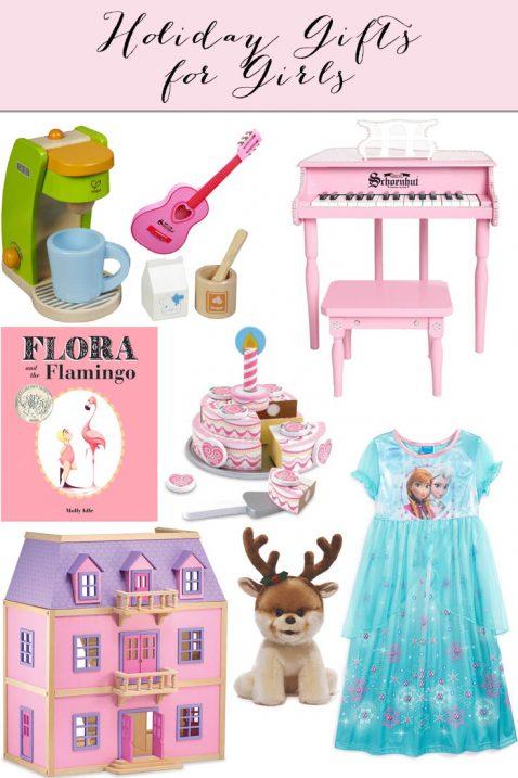 Girl Gift Ideas // Fancy Ashley