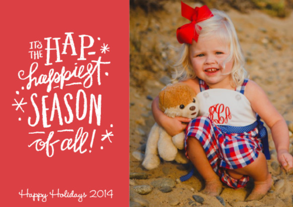 Holiday Card Roundup // Fancy Ashley
