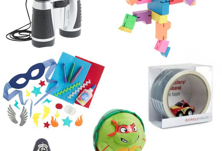 Gift Guide Week: Stocking Stuffers for Girls and Boys