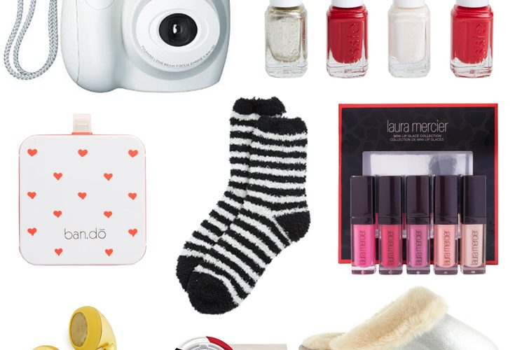 Gift Guide Week: Stocking Stuffers for The Gals