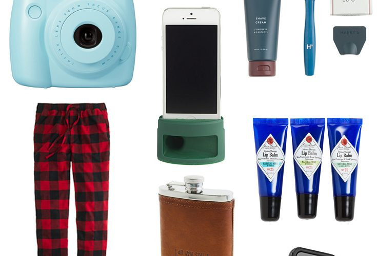 Gift Guide Week: Stocking Stuffers for The Guys