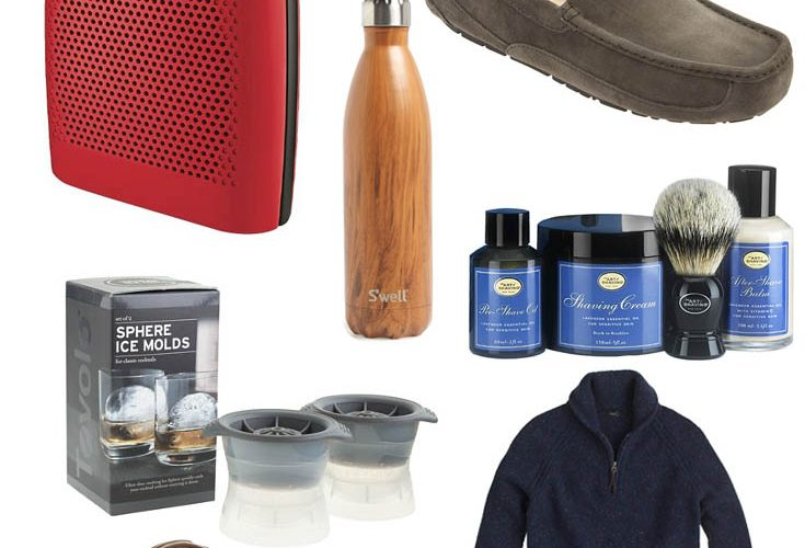 Gift Guide Week: Gifts for Men