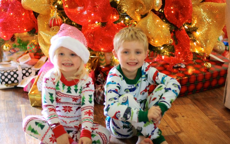 2nd Annual Holly Jolly PJ Party Linkup