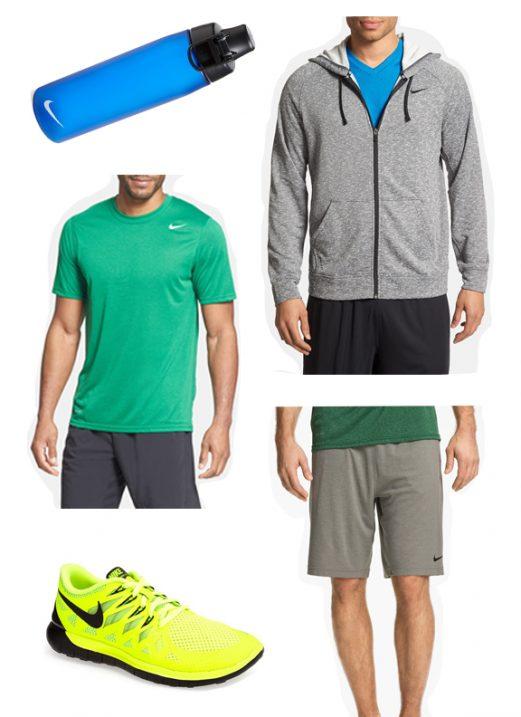Men's Nike Active Wear // Fancy Ashley