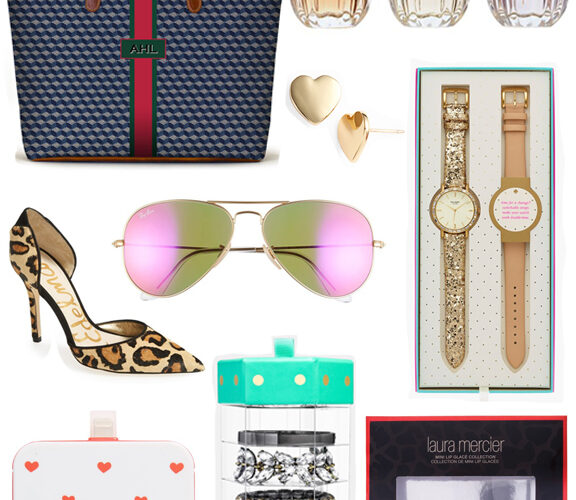 Valentine's Day 2015 Gift Guide for Gals