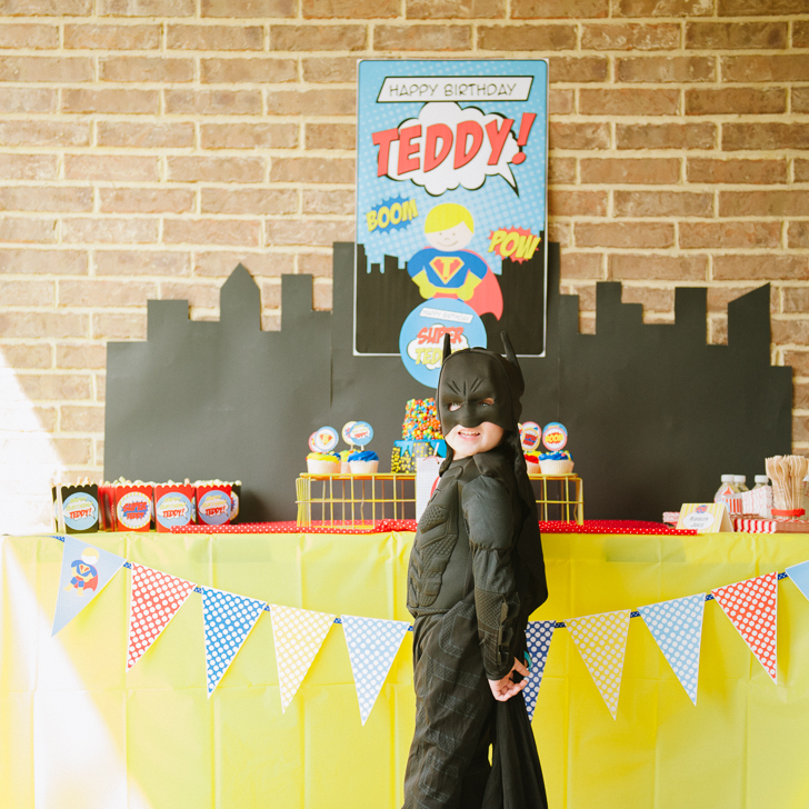 Top 5 Etsy favorites featured by popular Houston life and style blogger, Fancy Ashley: image of party essentials available on Etsy