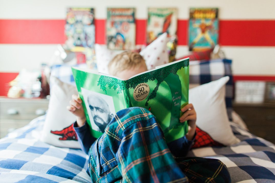 Our favorite kids' nightstand books // Fancy Ashley