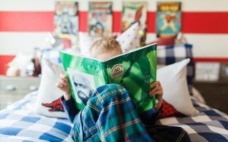 Our Favorite Kids Nightstand Books