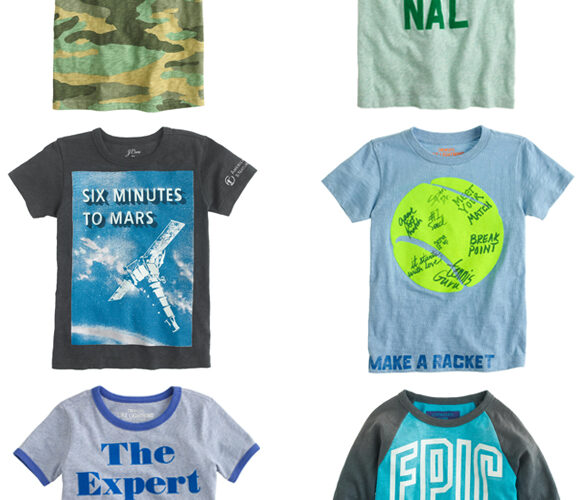 What I'm Loving Wednesday-Boys Graphic Tees
