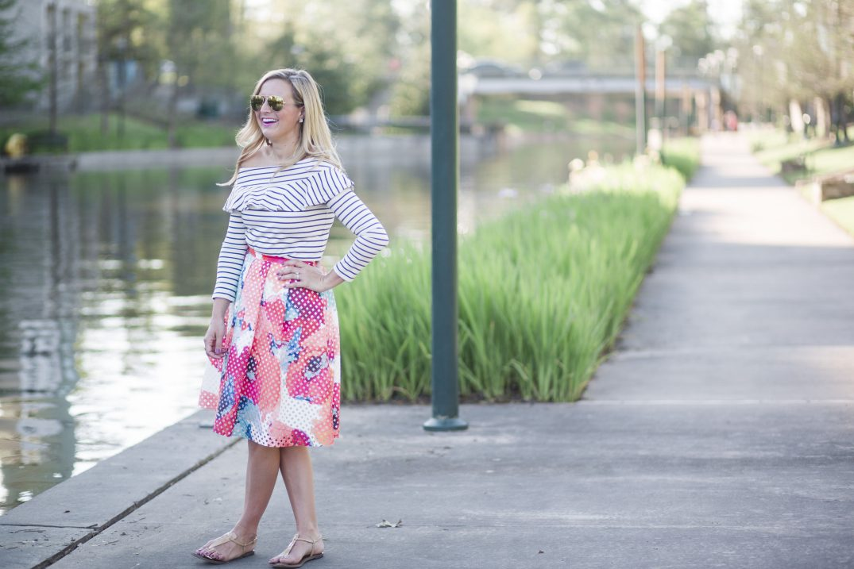 One Skirt, Three Ways: Part Three // Fancy Ashley