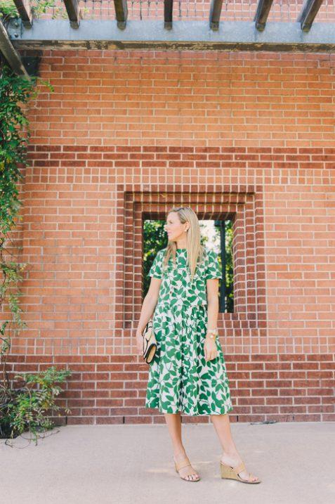 Kate Spade Cop Top and Skirt