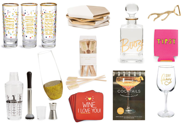 Gift Guide for there Cocktail Lover