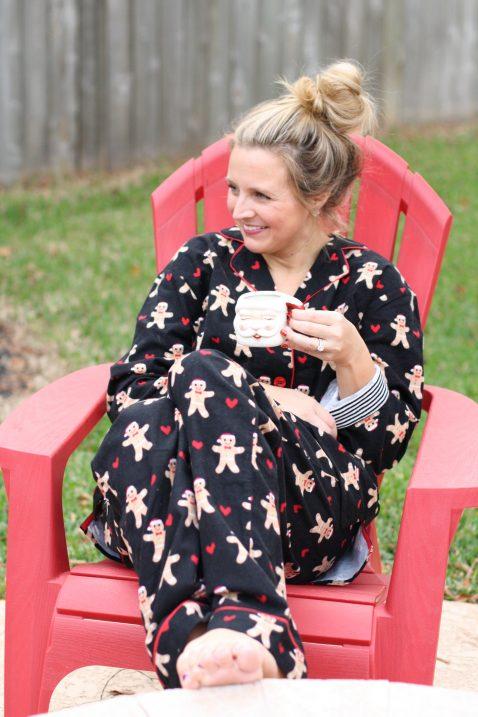 Holiday Pajamas for Adults