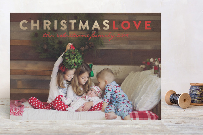 Minted Holiday Cards and a Giveaway