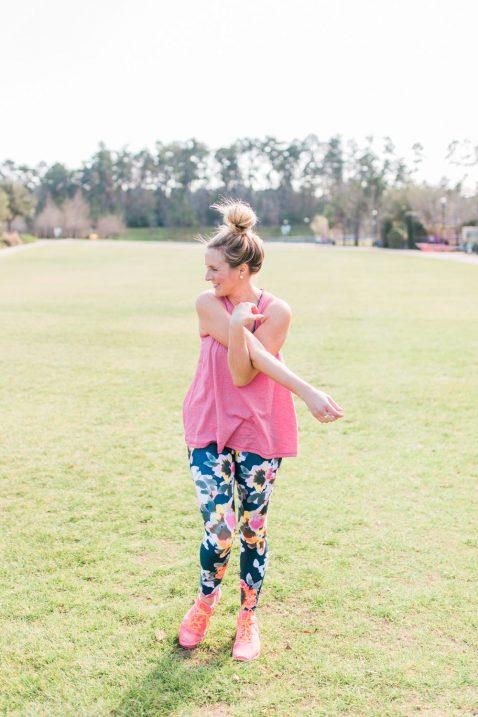 Workout Clothes // Fancy Ashley