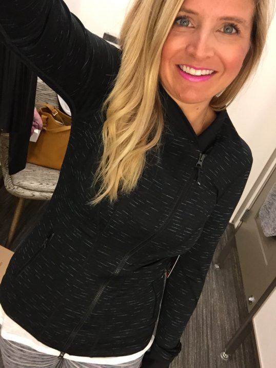 zella jacket - Nordstrom Anniversary Sale Early Access; the best deals featured by popular Houston fashion blogger, Fancy Ashley