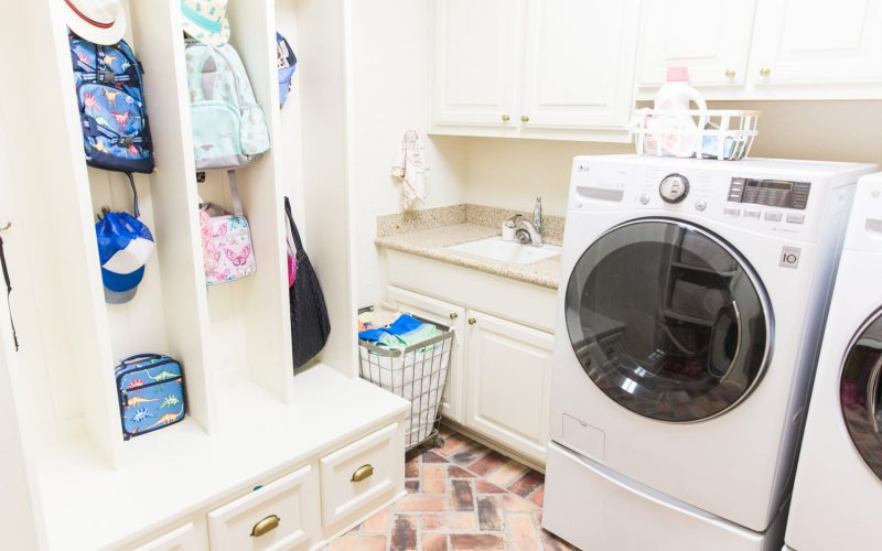 Home Tour Tuesday-The Laundry Room