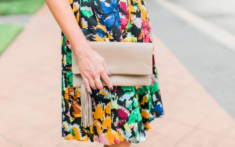 Brushstroke Skirt-Three Ways-Look Two