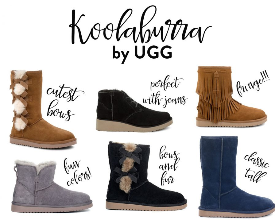 f67c72eca22 Koolaburra by UGG-The perfect fall boots for the gal on the go!