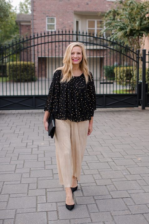 fancy-ashley-anthrolpologie-gold-pants-black-top-10