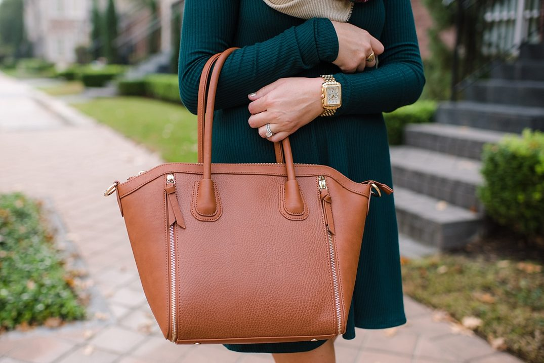 fancy-ashley-nordstrom-green-dress-brown-purse-bp-scarf-07