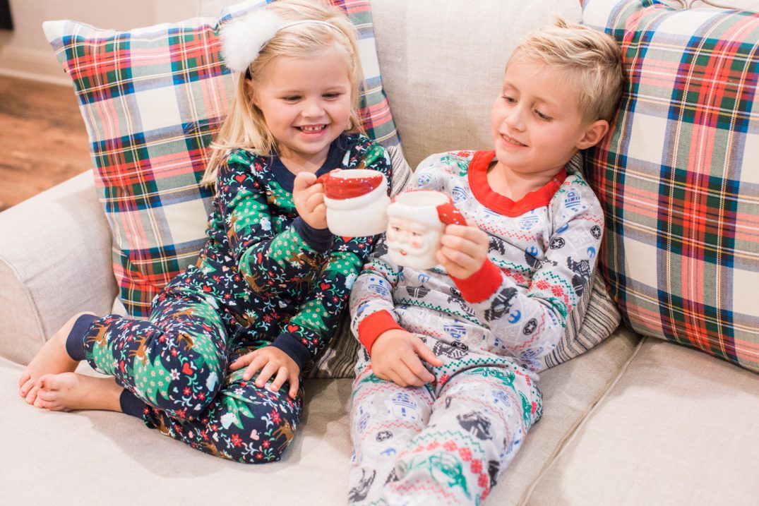 View More: http://bugsonmyface.pass.us/fancy-ashley-kids-christmas-pjs