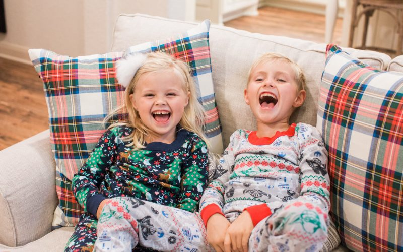 The Best Holiday Pajamas for Kids