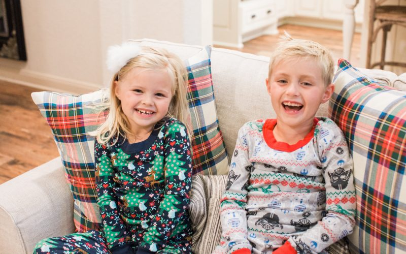 Holiday Pajamas for Kids