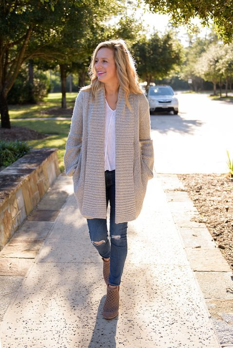 Fancy Ashley shares a cute and easy winter outfit!