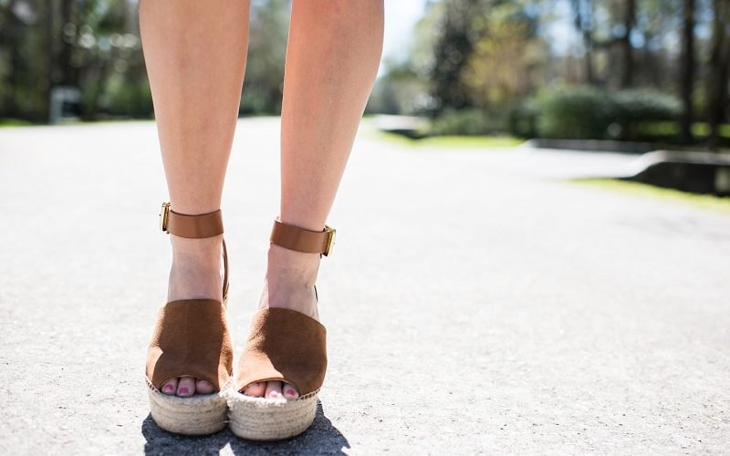 Wedges for Spring