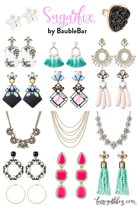 The new line from BaubleBar that is available at Target is here!