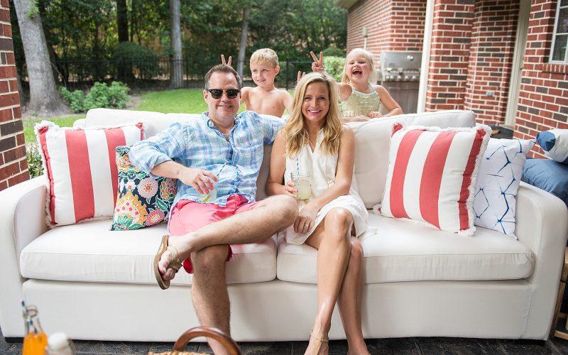 Backyard Patio Reveal with Grandin Road