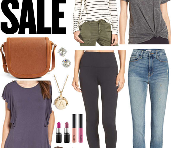 Nordstrom Anniversary Sale – Basics for Fall