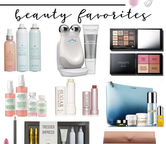 Nordstrom Anniversary Sale – Beauty Favorites