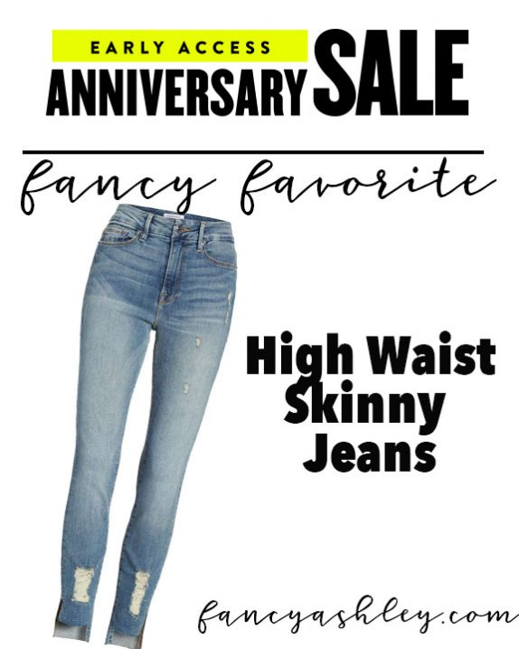 39e3554622f72 anniversary sale jeans - A Fantastic Nordstrom Anniversary Sale Giveaway  featured by popular Houston fashion blogger