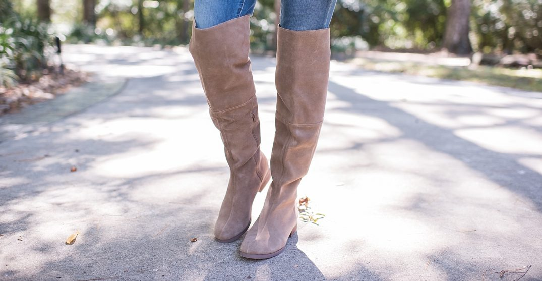 online store 6d974 0e111 The Best Over The Knee Boots - Fancy Ashley
