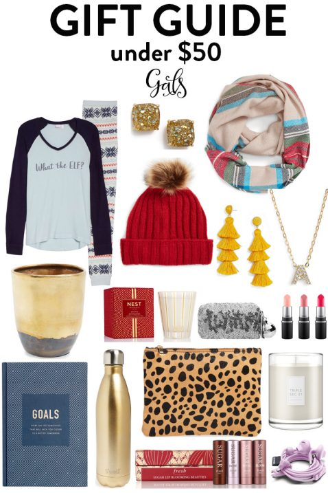 gals gift guide under 50