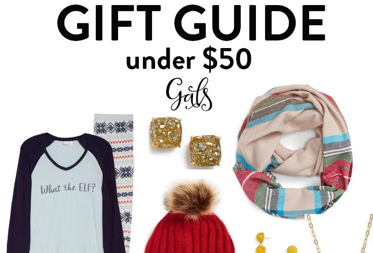 Gift Guide: Gifts Under $50 For Him and Her