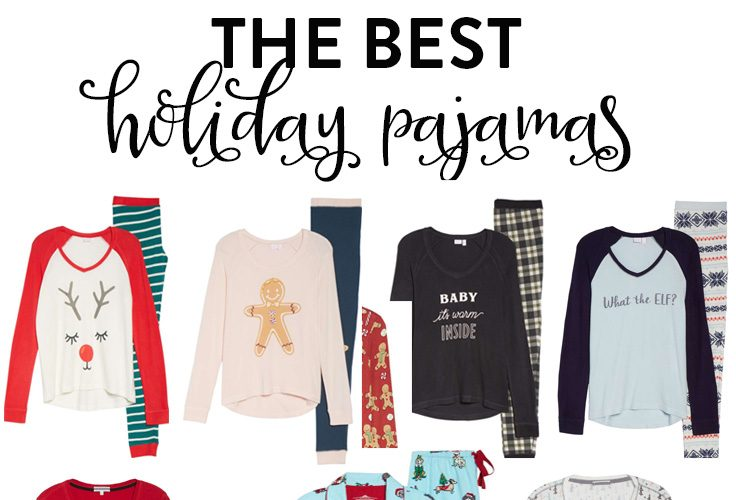 The Best Holiday Pajamas for Women