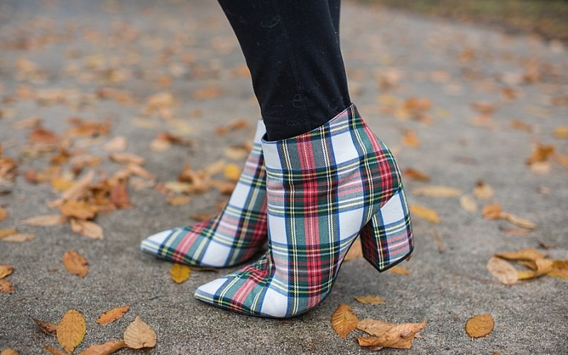 The Best Plaid Shoes for the Holidays