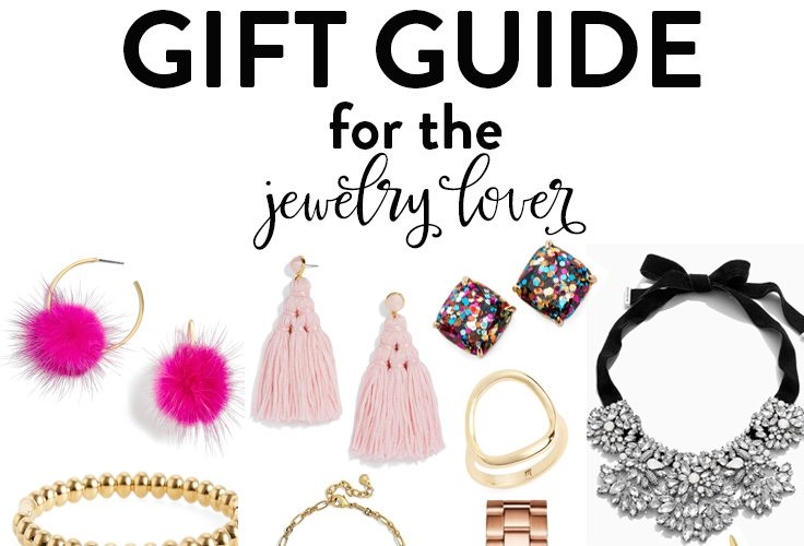 Gift Guide: For The Jewelry Lover