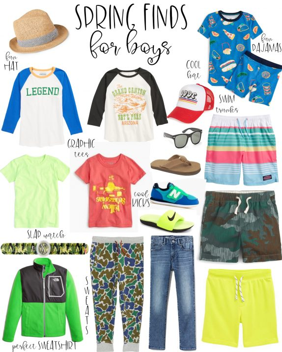 boys clothes for spring